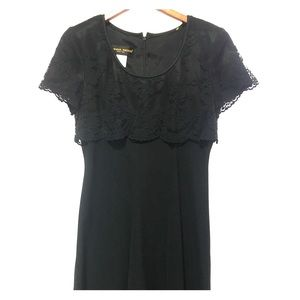 Little Black Dress From Donna Rico